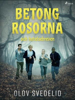 cover image of Betongrosorna och hotelsebreven