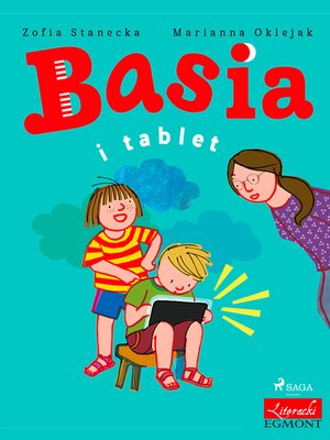 cover image of Basia i tablet