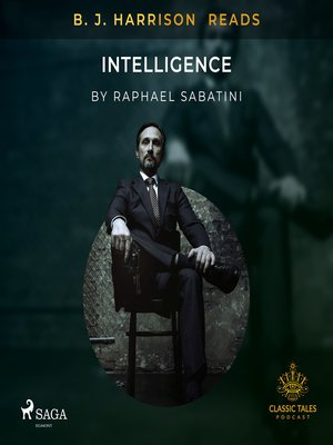 cover image of B. J. Harrison Reads Intelligence