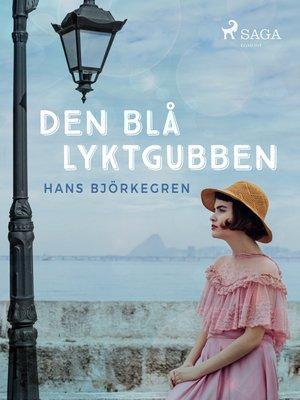 cover image of Den blå lyktgubben