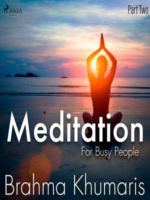cover image of Meditation For Busy People – Part Two