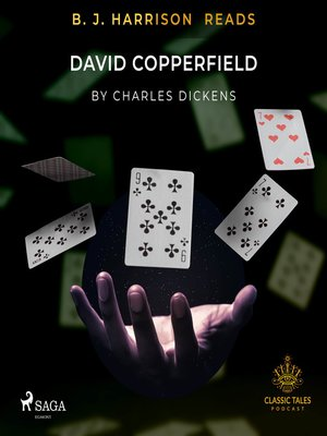 cover image of B. J. Harrison Reads David Copperfield