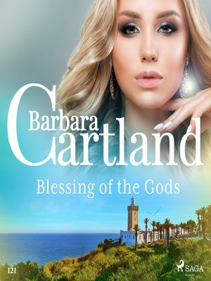 cover image of Blessing of the Gods (Barbara Cartland's Pink Collection 121)