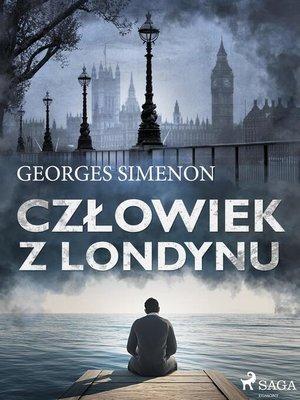 cover image of Człowiek z Londynu