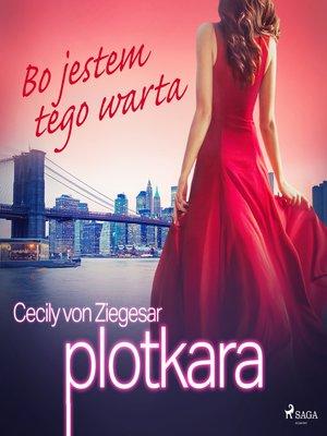 cover image of Plotkara 4