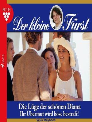 cover image of Der kleine Fürst, 114