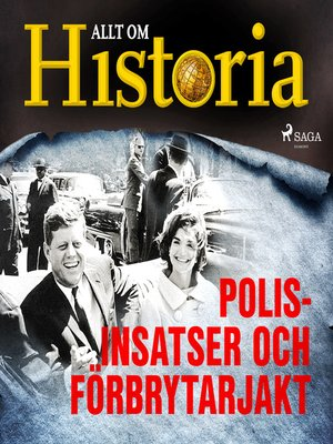 cover image of Polisinsatser och förbrytarjakt