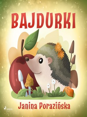 cover image of Bajdurki