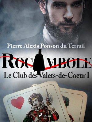 cover image of Le Club des Valets-de-Coeur I