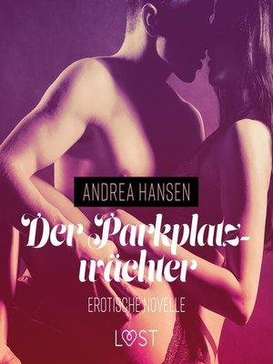 cover image of Der Parkplatzwächter