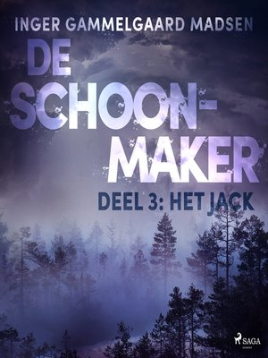 cover image of De schoonmaker 3--Het jack