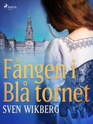 cover image of Fången i Blå tornet