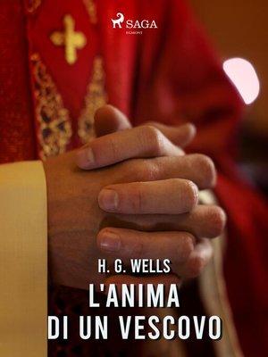 cover image of L'anima di un vescovo