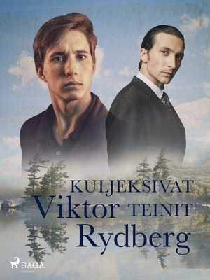 cover image of Kuljeksivat teinit