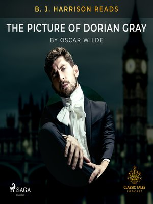 cover image of B. J. Harrison Reads the Picture of Dorian Gray