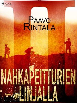 cover image of Nahkapeitturien linjalla II