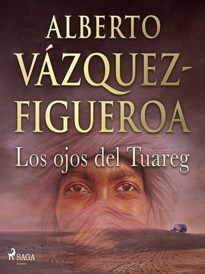 cover image of Los ojos del Tuareg