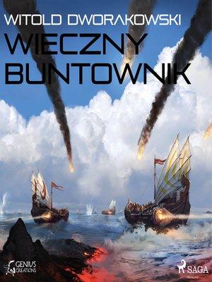 cover image of Wieczny buntownik