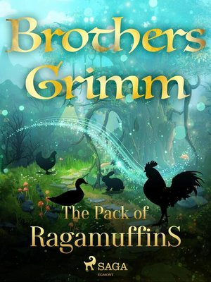 cover image of The Pack of Ragamuffins