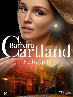 cover image of Farlig spill