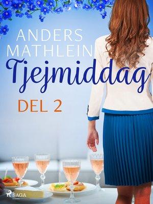 cover image of Tjejmiddag del 2