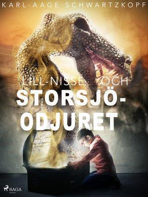 cover image of Lill-Nisse och Storsjö-odjuret