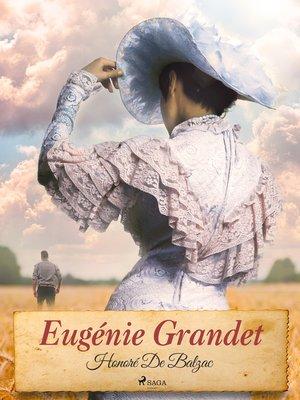 cover image of Eugénie Grandet