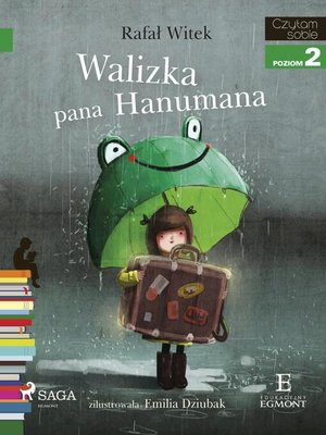 cover image of Walizka pana Hanumana