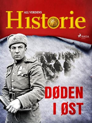 cover image of Døden i øst