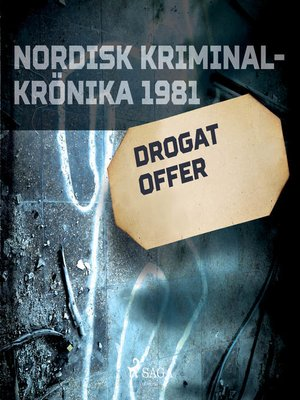 cover image of Drogat offer