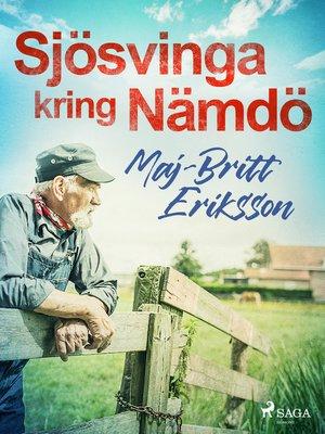 cover image of Sjösvinga kring Nämdö