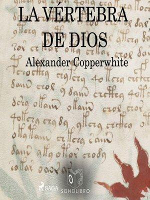 cover image of Vértebra de dios