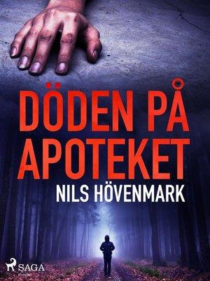 cover image of Döden på apoteket