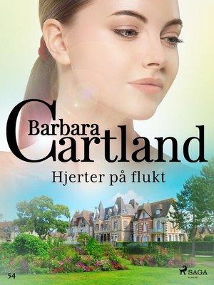 cover image of Hjerter på flukt