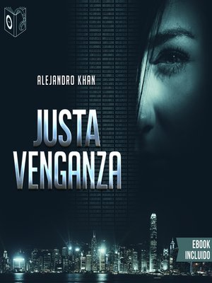 cover image of Justa venganza--dramatizado