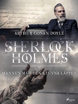 cover image of Mannen med den kluvna läppen