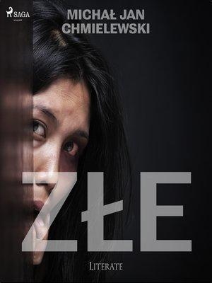 cover image of Złe