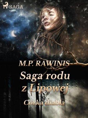 cover image of Saga rodu z Lipowej 25