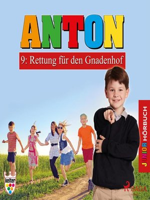cover image of Anton, 9