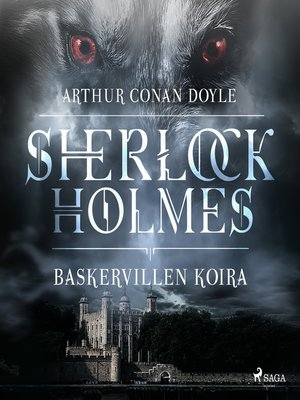 cover image of Baskervillen koira
