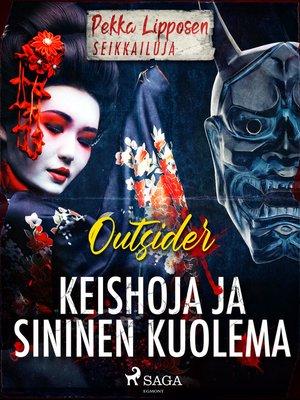 cover image of Keishoja ja sininen kuolema