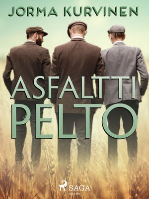 cover image of Asfalttipelto