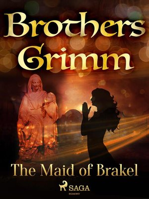 cover image of The Maid of Brakel