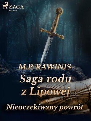 cover image of Saga rodu z Lipowej 22