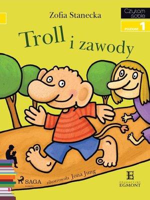 cover image of Troll i zawody