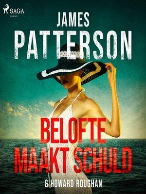 cover image of Belofte maakt schuld