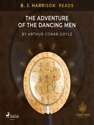 cover image of B. J. Harrison Reads the Adventure of the Dancing Men