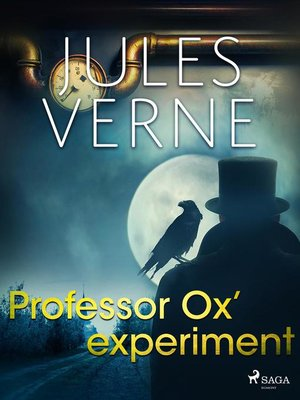 cover image of Professor Ox' experiment