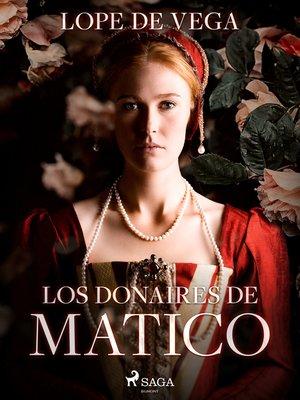 cover image of Los donaires de Matico
