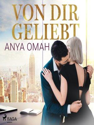 cover image of Von dir geliebt